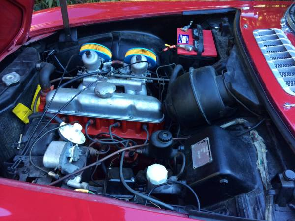 1963 Volvo P1800 For Sale in Los Angeles CA