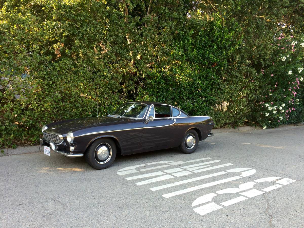 1963 Volvo P1800 V4 Manual For Sale In Los Angeles, California