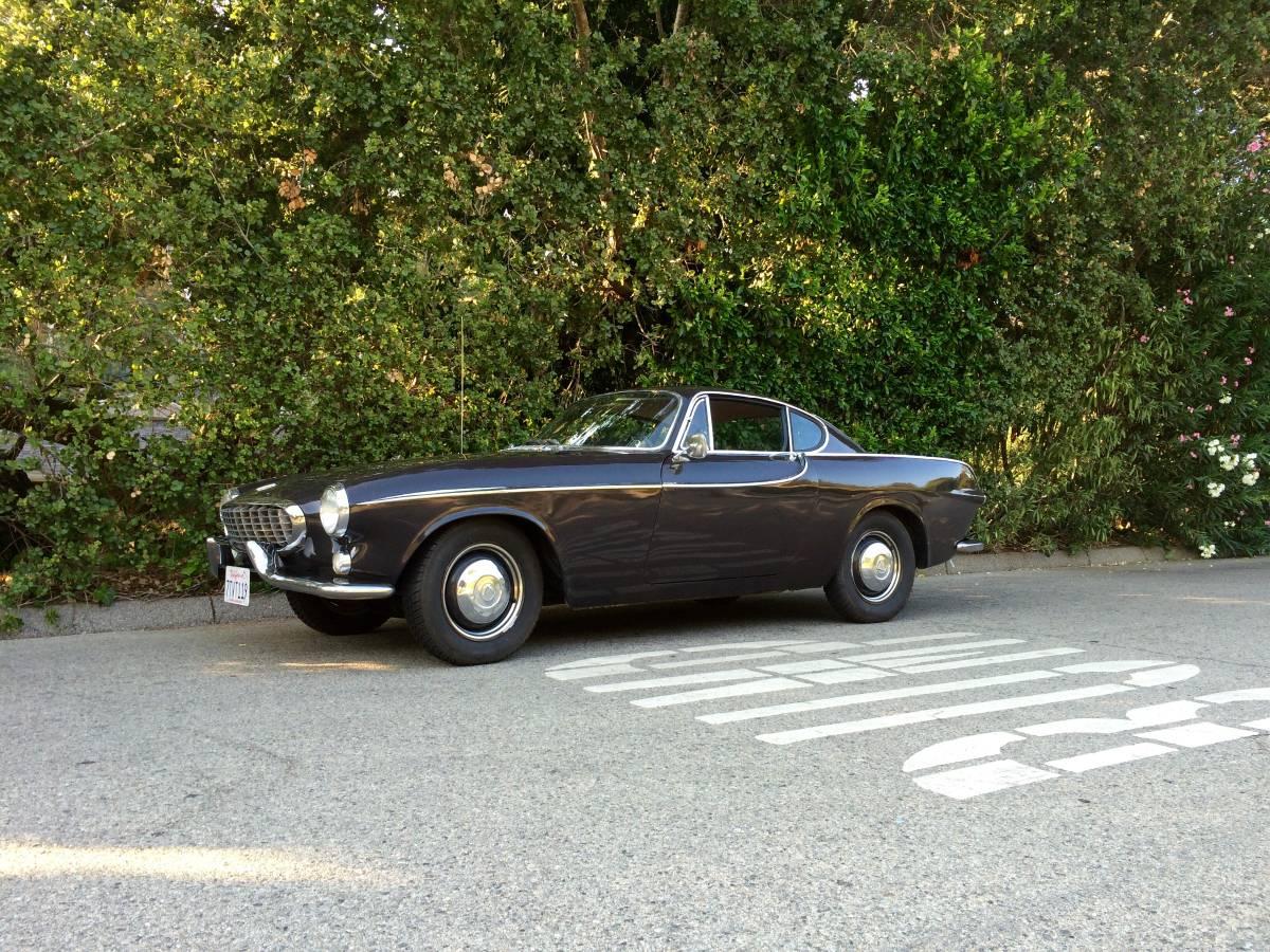 1963 Volvo P1800 V4 Manual For Sale in Los Angeles, California