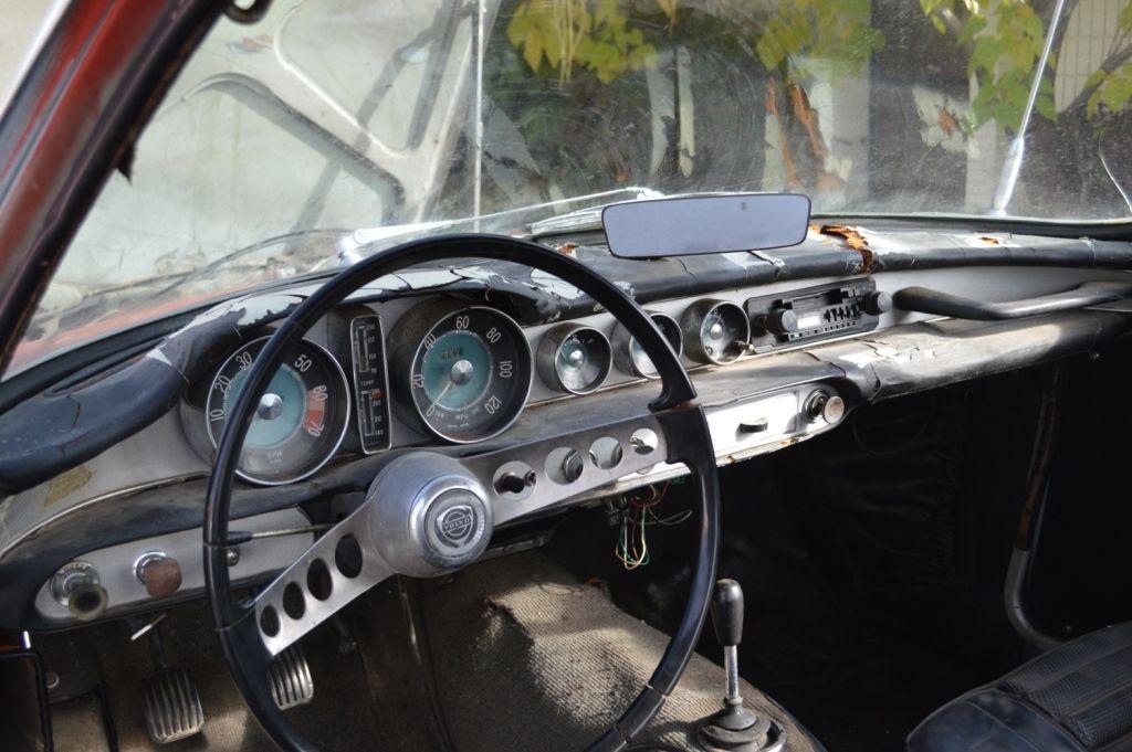 1966 Volvo P1800 For Sale in Salt Lake City UT
