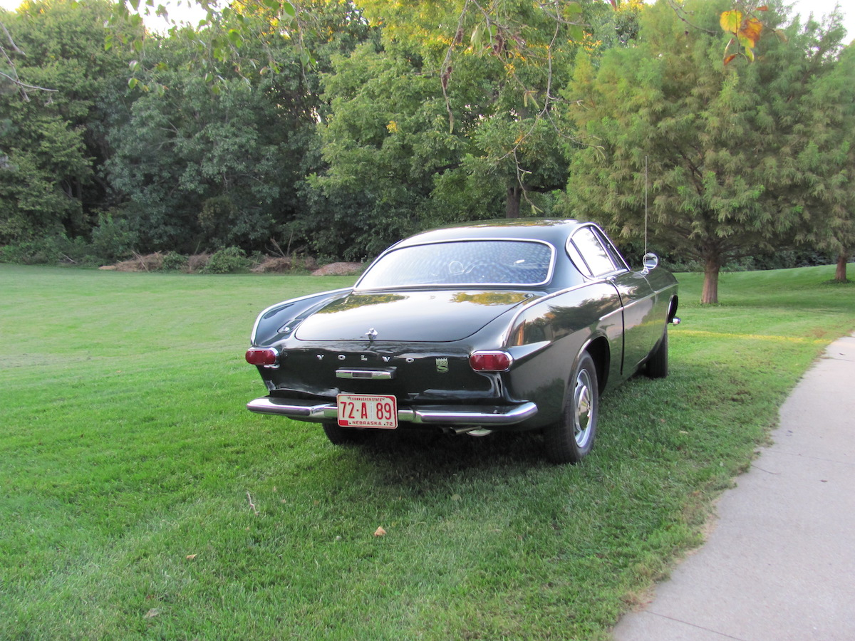 1967 Volvo P1800S 3rd Owner Car For Sale in Bellevue ...