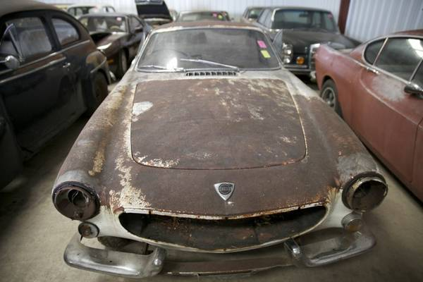 1967 Volvo P1800 For Sale In Forney Tx