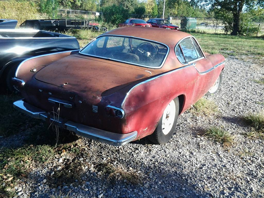 1967 Volvo P1800 Project For Sale in Mead, Oklahoma