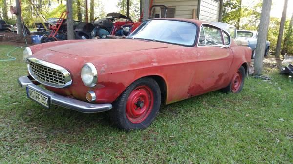 1967 Volvo P1800 For Sale In Panama City Fl