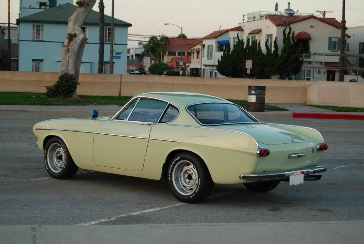 1968 Volvo P1800s For Sale By Owner In Long Beach California 15k