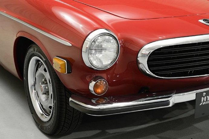 1970 Volvo P1800 1.8L I4 4spd For Sale by Dealer in St ...