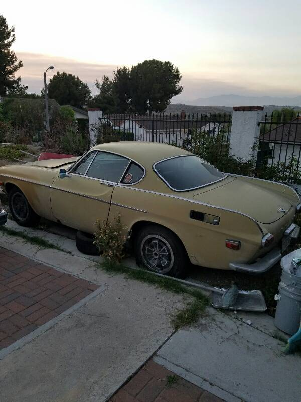 Craigslist Classifieds Los Angeles >> 1971 Volvo P1800E Sport Coupe For Sale in Diamond Bar, California