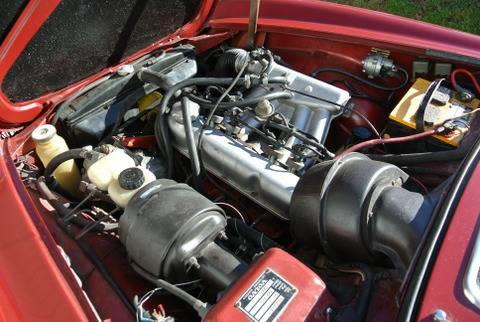 1971 Volvo P1800e Coupe V4 Manual For Sale In Phoenix Arizona
