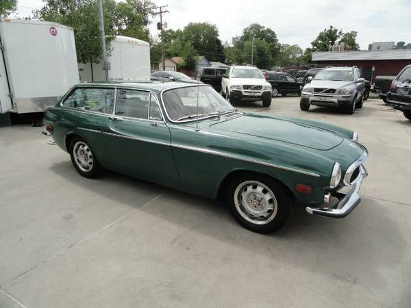 1972 Volvo P1800es For Sale In Denver Co
