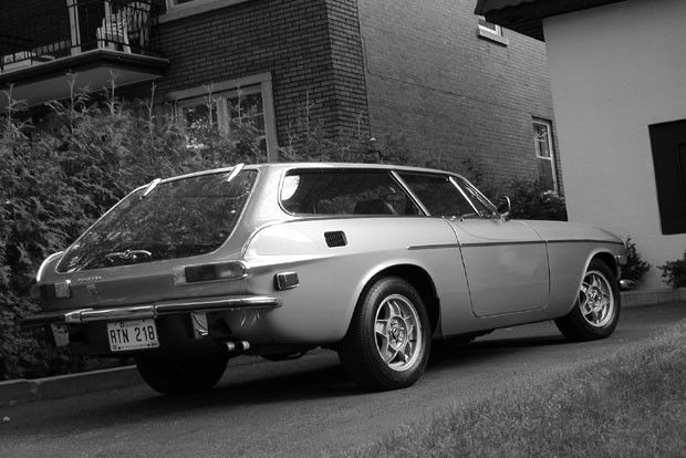 1972 Volvo P1800ES Wagon For Sale By Owner In Montreal