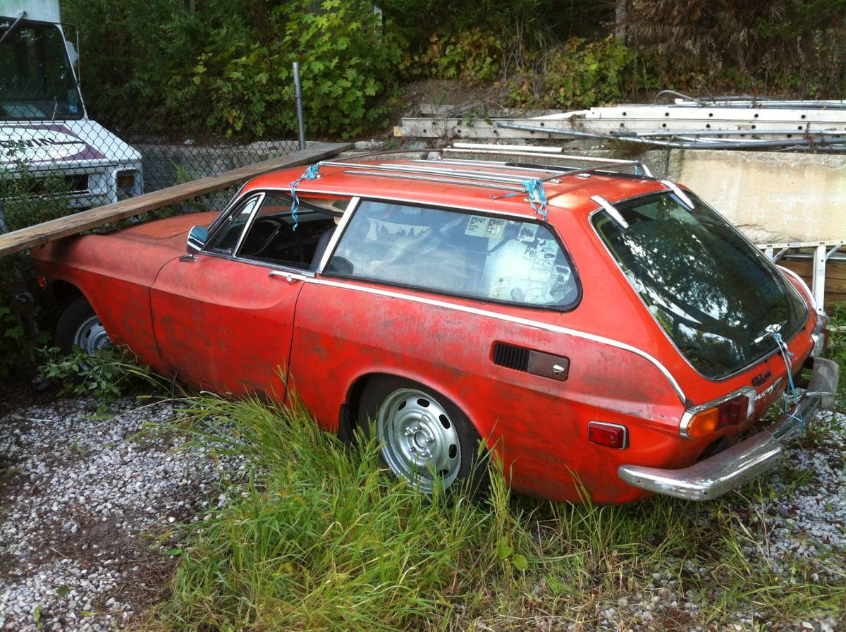 1972 Volvo P1800 Wagon For Sale in Port Jefferson (Long Island), NY