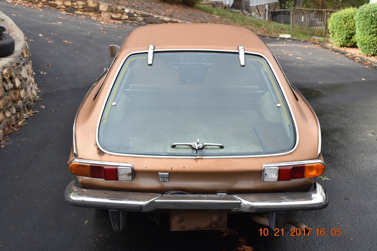 1972 Volvo P1800ES Wagon For Sale in Lynchburg/Roanoke, SW ...