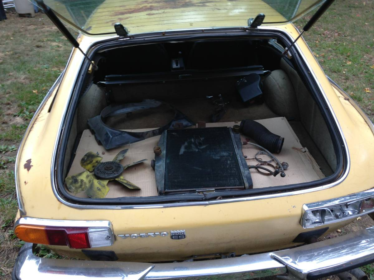 1973 Volvo P1800ES Wagon For Sale in Central Jersey, New ...