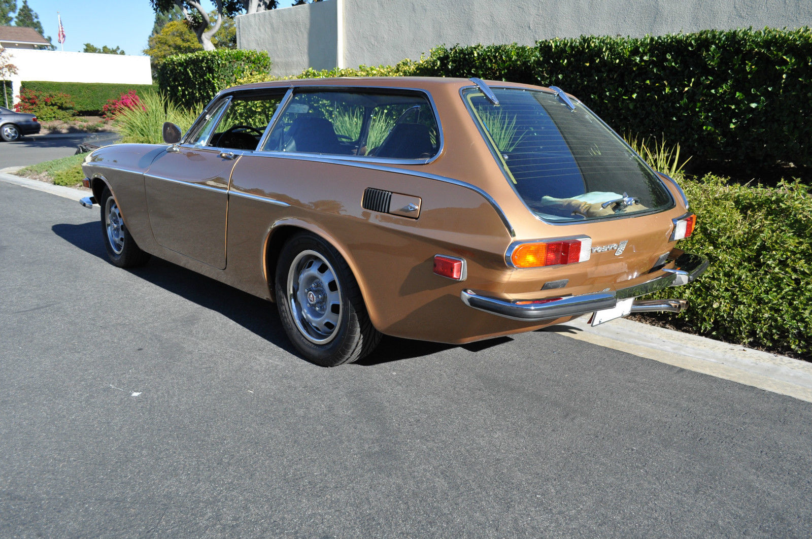 1973 volvo p1800es for sale in huntington beach ca. Black Bedroom Furniture Sets. Home Design Ideas