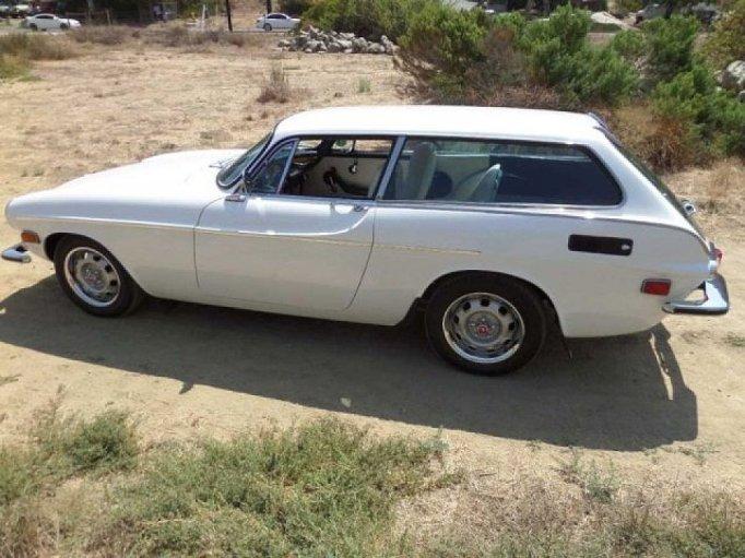 1973 Volvo P1800ES Sports Wagon For Sale in Laguna Beach, California