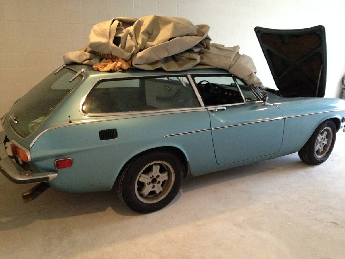 1973 volvo p1800es sports estate for sale in queens nyc new york. Black Bedroom Furniture Sets. Home Design Ideas