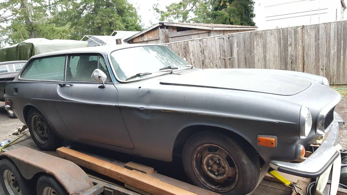 1972 volvo p1800es wagon for sale in aberdeen washington. Black Bedroom Furniture Sets. Home Design Ideas