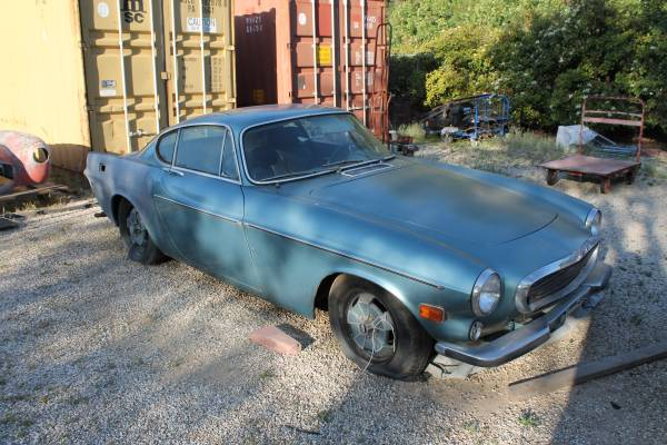 Lot of Volvo P1800 Cars For Sale Los Angeles, California ...