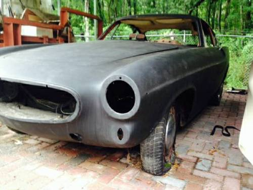 Vintage 1962 Volvo P1800 For Sale in Hudson (Tampa Bay), Florida
