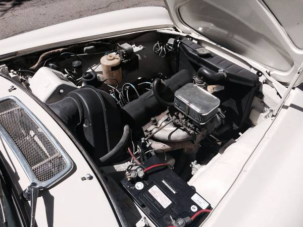 1964 Volvo P1800 For Sale in Woodland Hills, California ...