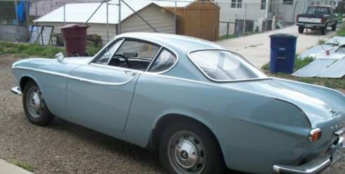 1966 Volvo P1800 For Sale in Pueblo Southern Colorado - $16K