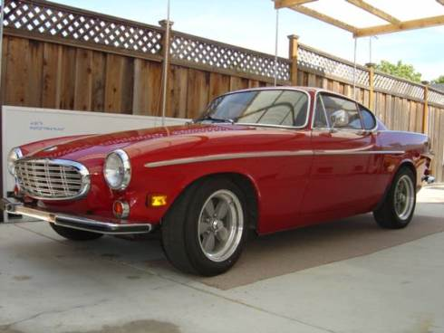 1968 Volvo P1800 S For Sale Craigslist In Clearlake