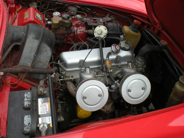 1968 Volvo P1800S For Sale by Owner in Astoria, Oregon ...