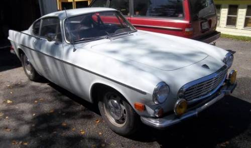1968 volvo p1800s 4cyl for sale in scarborough maine craigslist ad. Black Bedroom Furniture Sets. Home Design Ideas