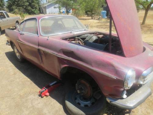 1969 volvo p1800s b18b for sale in madera fresno california. Black Bedroom Furniture Sets. Home Design Ideas