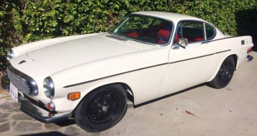 1970 Volvo P1800 For Sale In Topanga Canyon California Craigslist