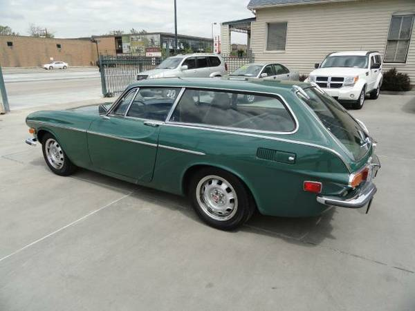 Craigslist Seattle Cars By Owner >> 1972 Volvo P1800ES For Sale in Denver, Colorado ...