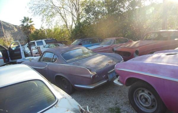 Lot Of Volvo P1800 Cars For Sale Los Angeles California Craigslist