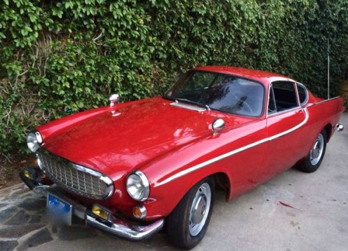 1966 volvo p1800 for sale in inland empire ca. Black Bedroom Furniture Sets. Home Design Ideas