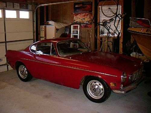 1968 Volvo P1800 For Sale In Horn Lake Ms