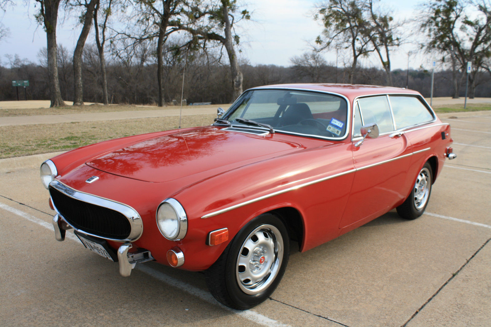1973 volvo p1800es for sale plano tx. Black Bedroom Furniture Sets. Home Design Ideas