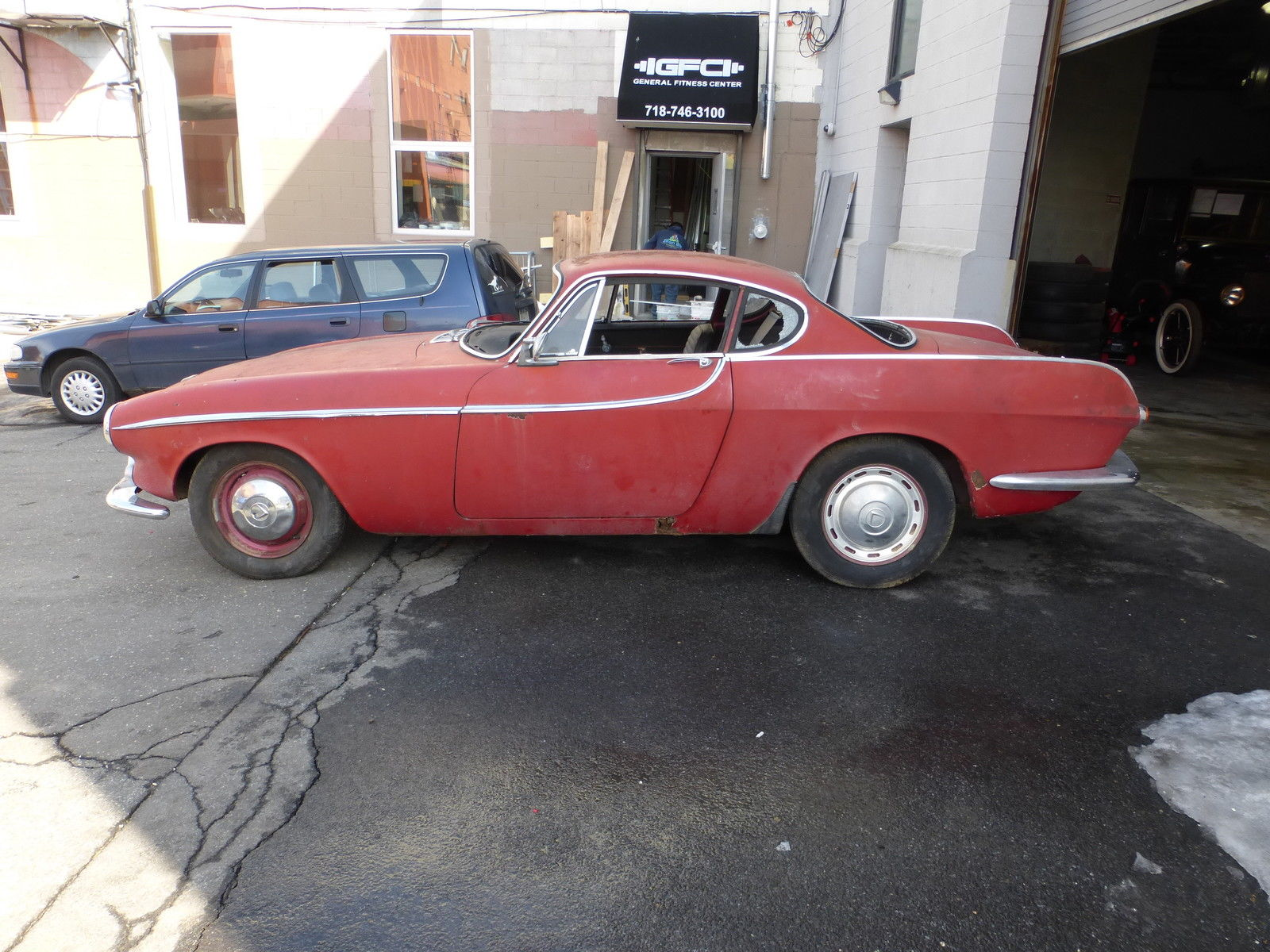 1965 Volvo P1800 For Sale in College Point NY