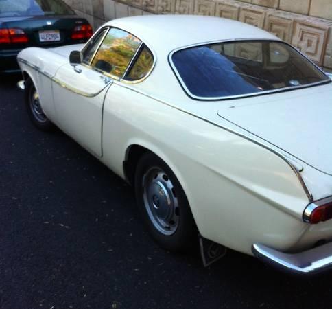 1966 Volvo P1800 For Sale In Los Feliz Ca