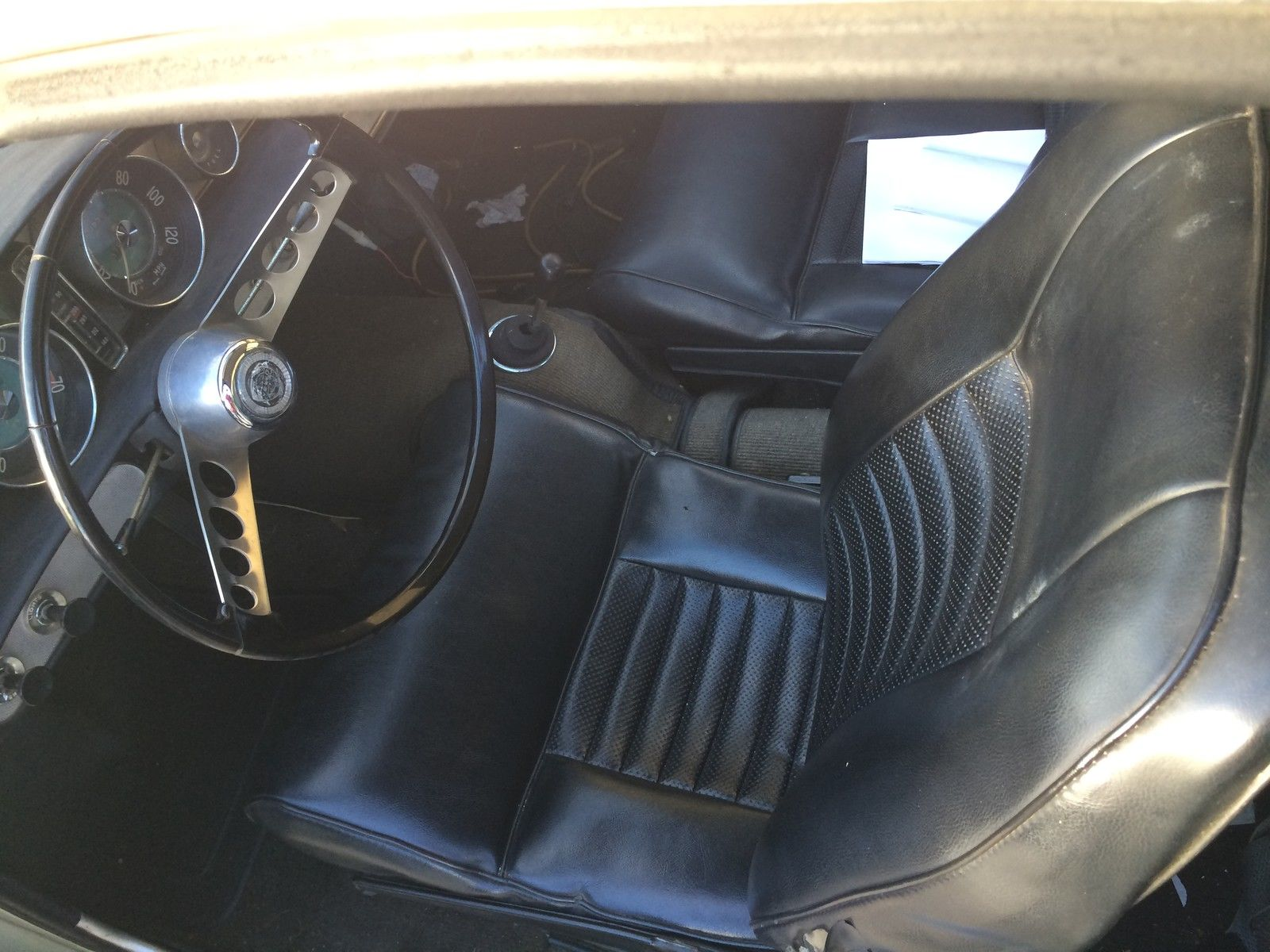 1967 Volvo P1800 For Sale in Woodland Hills CA