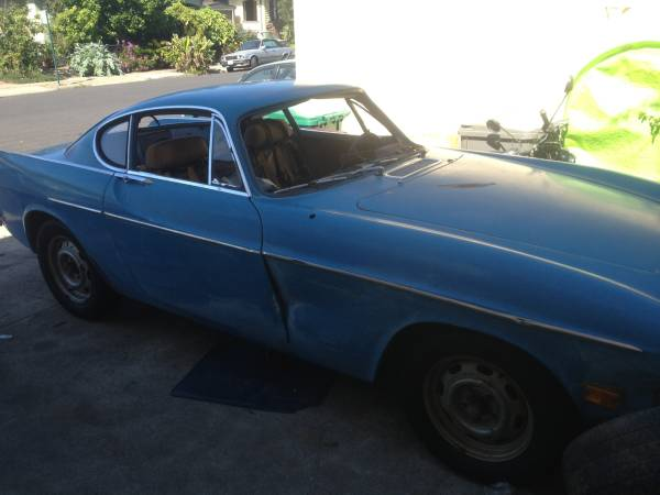 1969 Volvo P1800S For Sale by Owner in Stuart, Florida ...