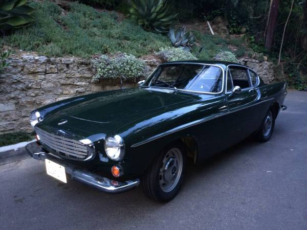 1969 Volvo P1800 For Sale In Los Angeles Ca
