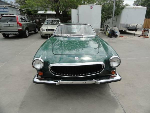 1972 Volvo P1800 For Sale in Boulder CO