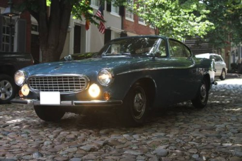 1966 Volvo P1800S B18 Coupe For Sale in Alexandria, Virginia