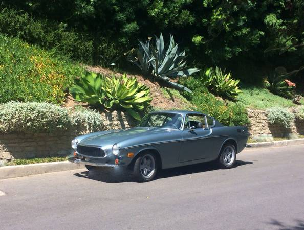 Craigslist Cars For Sale By Owner Los Angeles >> 1971 Volvo P1800 Coupe Manual For Sale In Los Angeles
