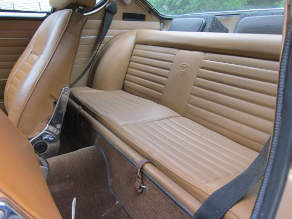 1971 Volvo P1800E V4 4 Speed Manual For Sale in The ...