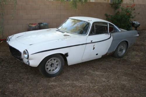 1964 Volvo P1800 V4 4 Speed Mnaual For Sale in Tucson Arizona