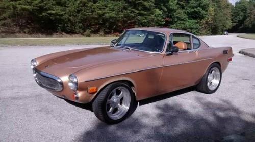 1971 Volvo P1800e V4 Manual For Sale In Alcoa Tennessee