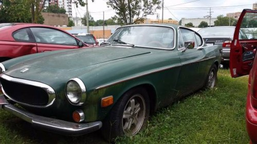 1972 Volvo P1800 V4 Automatic For Sale In Raleigh North