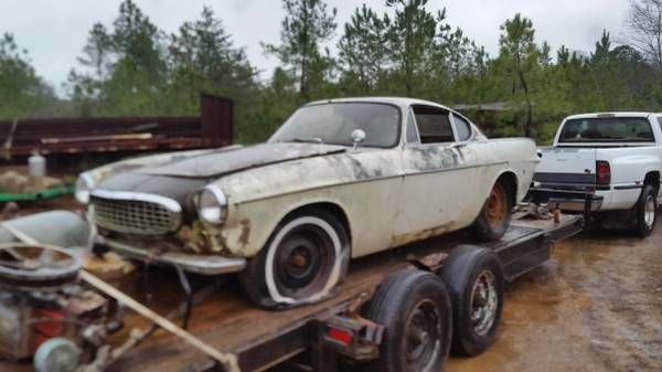 volvo p1800 volvo p1800 parts car for sale in murray kentucky