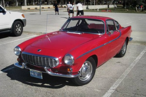 1966 Volvo P1800 Coupe Restored Car For Sale in Salt Lake ...
