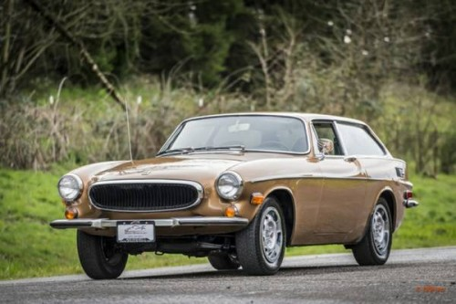 1973 volvo p1800es sport wagon for sale in milwaukie oregon. Black Bedroom Furniture Sets. Home Design Ideas